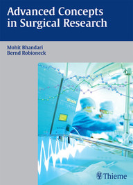 Advanced Concepts in Surgical Research