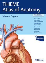 THIEME Atlas of Anatomy, Volume 2: Internal Organs